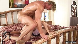 Big ass blonde huge tits naked pawn guy - 12:45