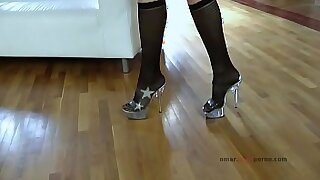 Intense and wild thigh gaping adventure! Get your wet toying - 54:40