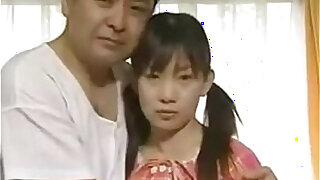 Japanese Father fuck his own daughter - 0:00