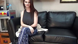 Convincing san diego college student to do porn on casting couch - 38:00