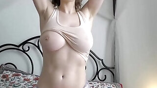 Hot Teen Big Natural Tits Webcam
