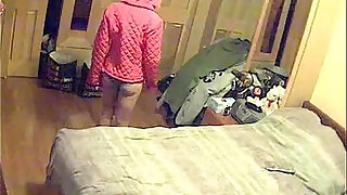 Real hidden cam caught cheating wife - 7:00
