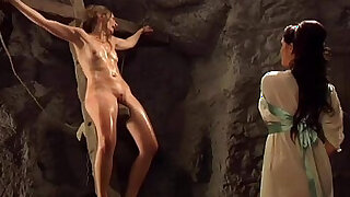Mistress Strapon To Two Slaves - 7:00
