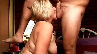Kinky old spunker licks his asshole and sucks cock - 15:00