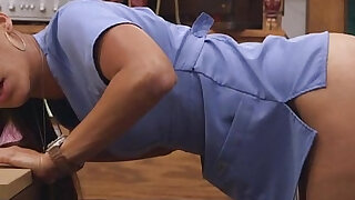 Desperate and naughty nurse will do anything just to earn money - 6:00
