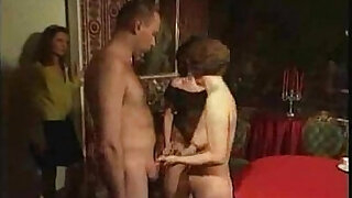 Family of swingers fucking each other - 19:00